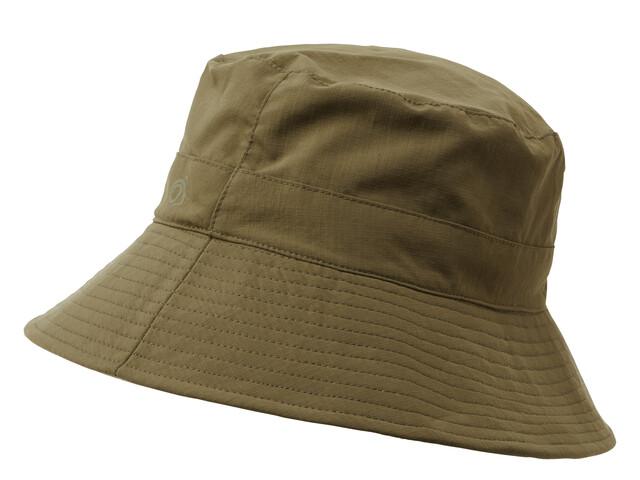Craghoppers NosiLife Sombrero para Sol Hombre, Oliva